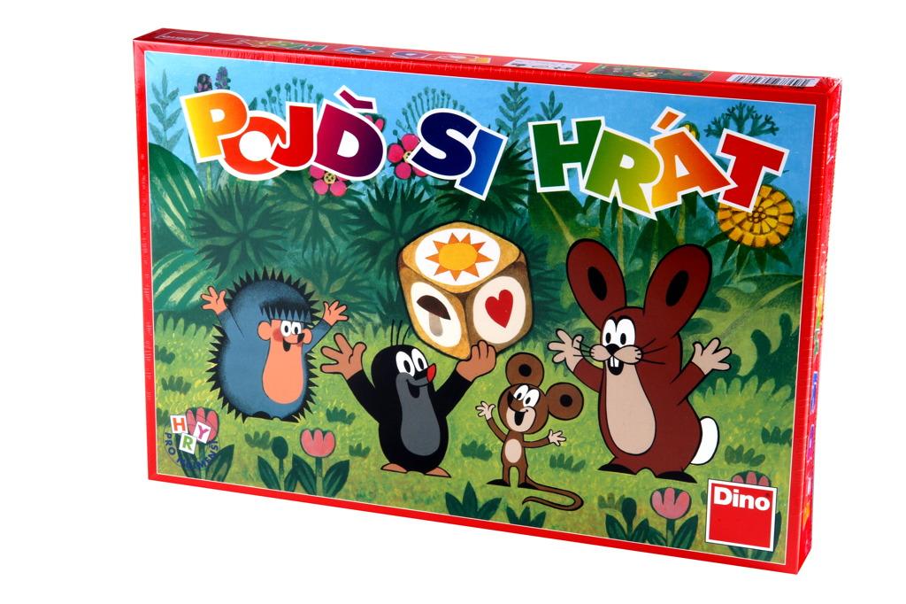 Dino Hra - Pojď si hrát skladem