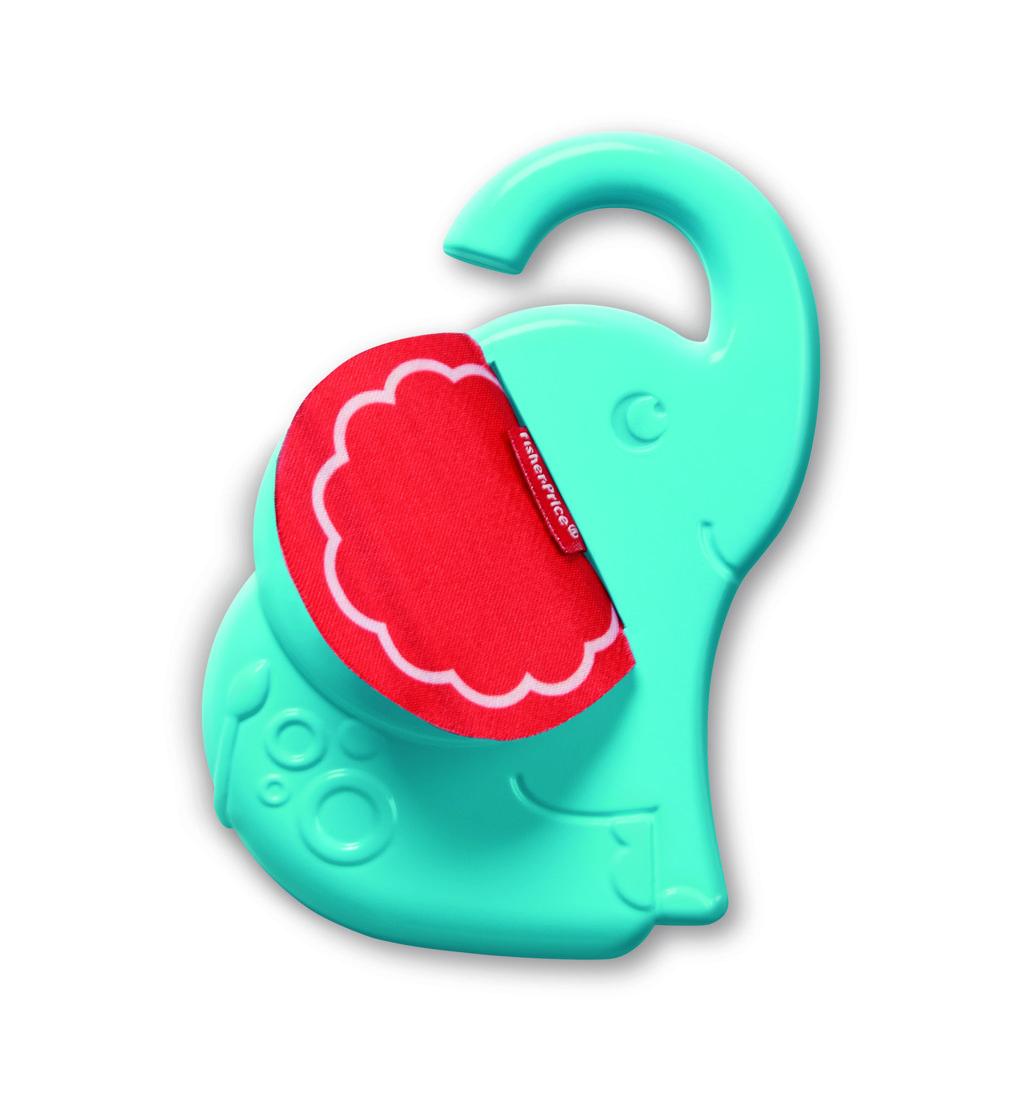 Mattel Fisher Price Fisher Price chrastítka skladem Barva: Modrá