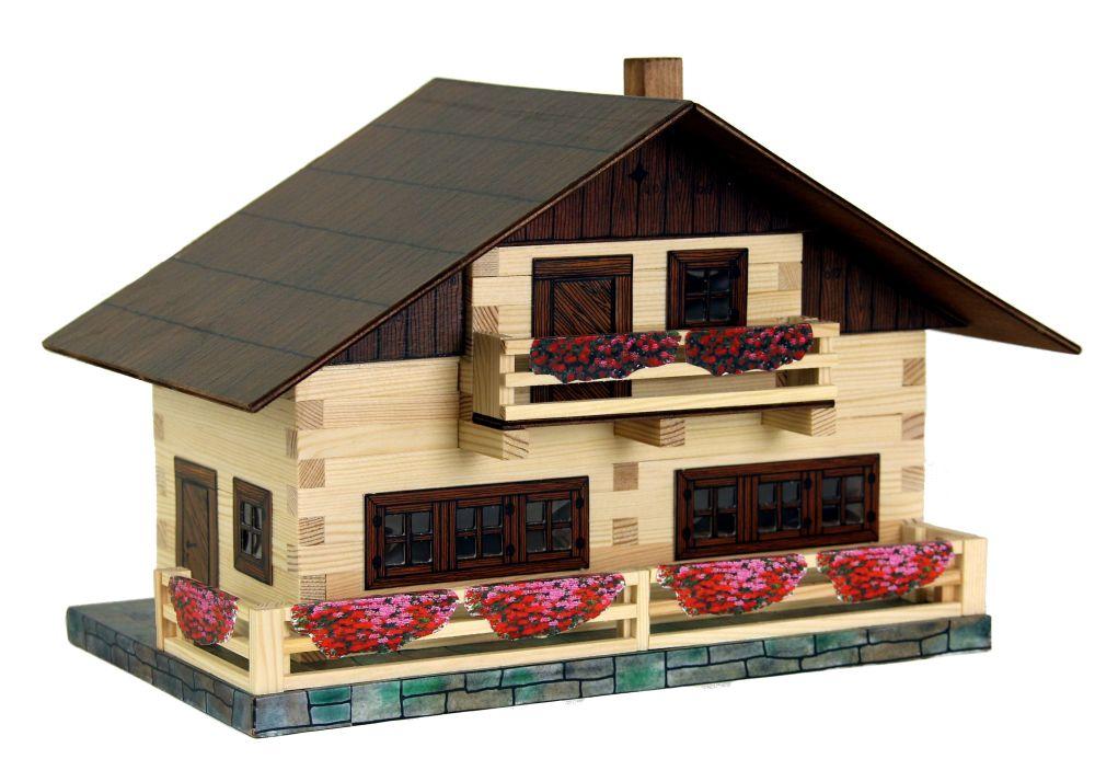 Walachia Alpský dům