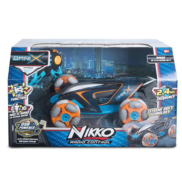 Nikko Auto na dálkové ovládání Omnix