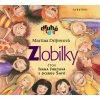 Zlobilky (audiokniha pro děti) - Martina Drijverová