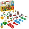 LEGO Super Mario Set pro tvůrce – mistrovská dobrodružství