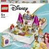 LEGO® I Disney Princess™ 43193 Ariel, Kráska, PopelkaaTianaa jejich pohádková kniha dobrodružstv