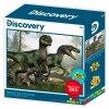 Puzzle 3D Velociraptor 100 dílků