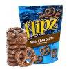 slane precliky v cokolade flipz 100 gramu