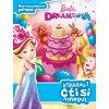 barbie dreamtopia narozeninove prani vybarvuj cti si nalepuj
