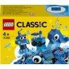lego classic modre kreativni kosticky