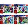 Puzzle mini Disney Marvel Spiderman 54 dílků