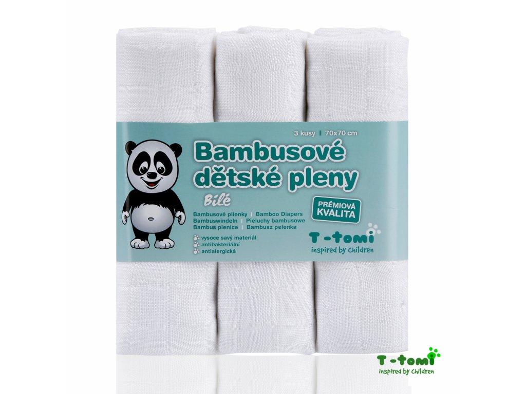 Bambusove detske pleny bile A 1200x1200