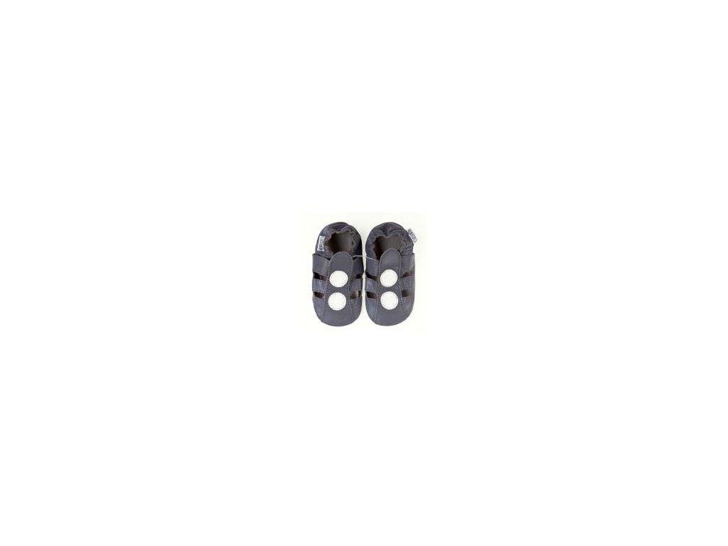 kozene capacky sandalky sede 0 (1)