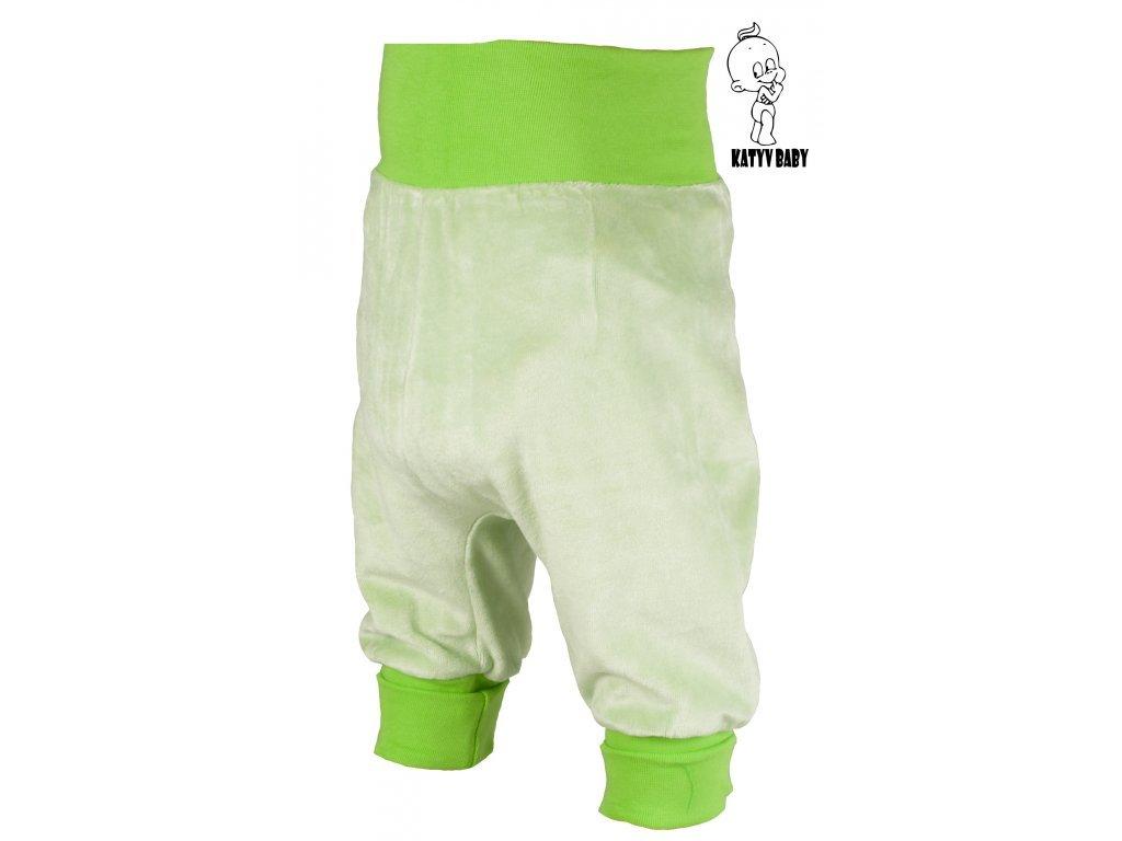 Katyv Baby TEPLÁČKY -  Bambus zelený