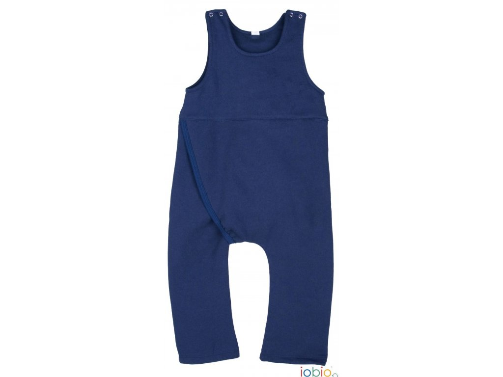Popolini iobio dupačkové kalhoty pro BKM tm.modrá