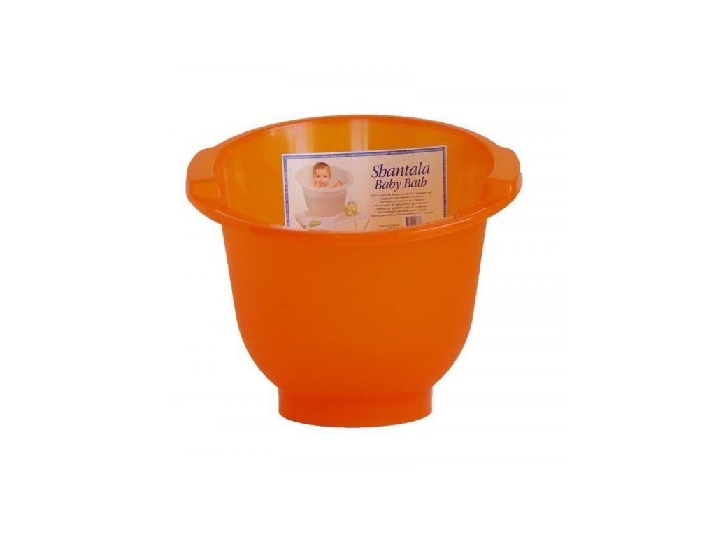 koupaci kyblik shantala oranzovy