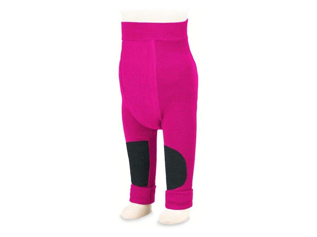 MaM wool longies UNIQUE - Růžová 6 měs - 2 roky