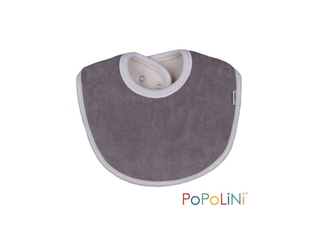 Popolini slintáček šedý