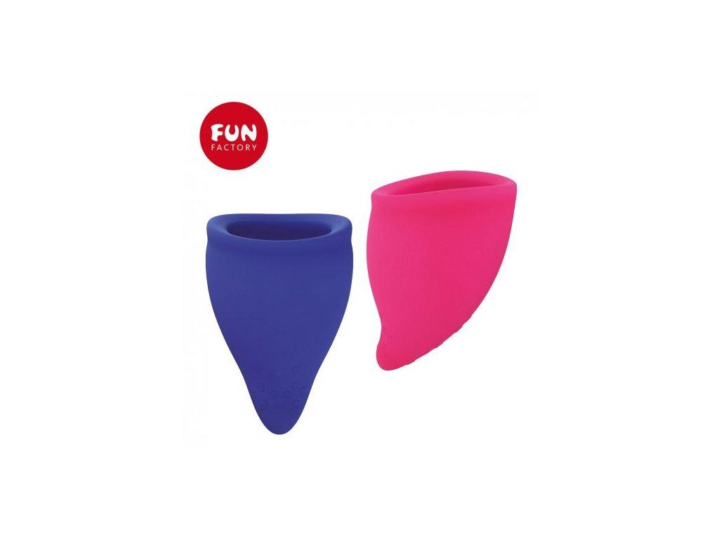 Fun Cup menstruační kalíšek vel. A + B (2ks)