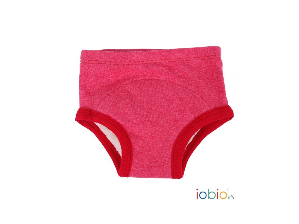 Popolini Tréninkové kalhotky Červené