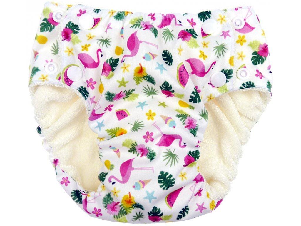 Anavy Tréninkové kalhotky PLAMEŇÁCI vel.XL