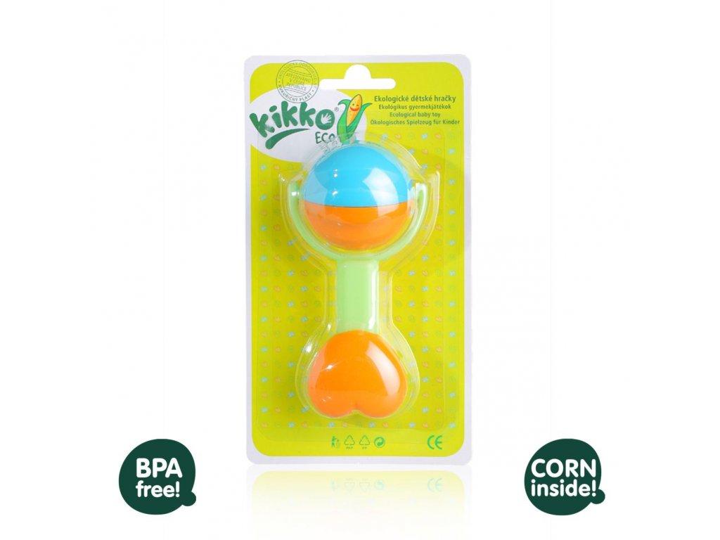 Kikko (Xkko) Ekologická hračka - srdce