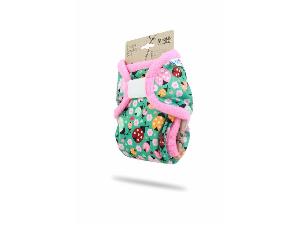 684d9b5194a ... Petit Lulu Svrchní kalhotky na pleny Novorozenecké BERUŠKY (SZ