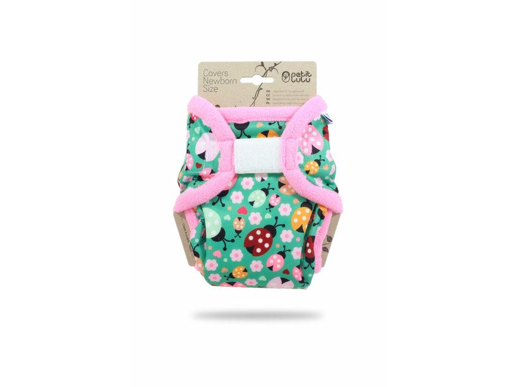 8a5ae2862a9 Petit Lulu Svrchní kalhotky na pleny Novorozenecké BERUŠKY (SZ