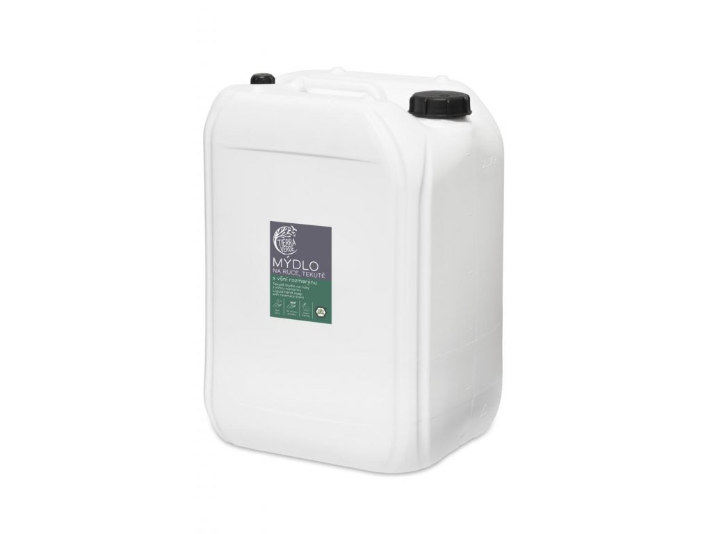 tekute mydlo na ruce rozmaryn kanystr 25 l 25 5 kg 09770 0002 bile samo w