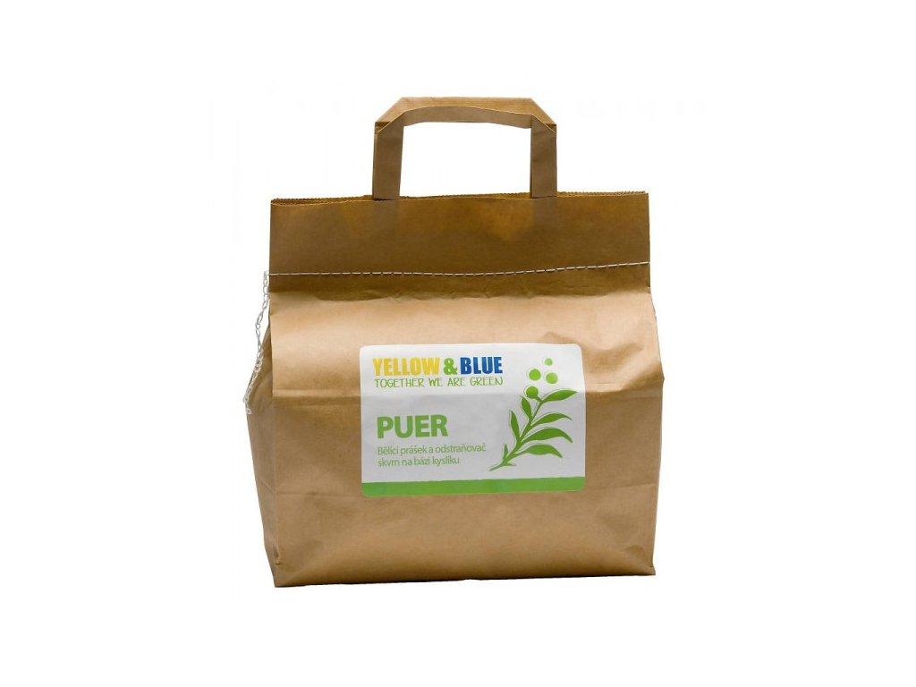 Tierra Verde Bělící prášek a odstraňovač skvrn PUER 5kg