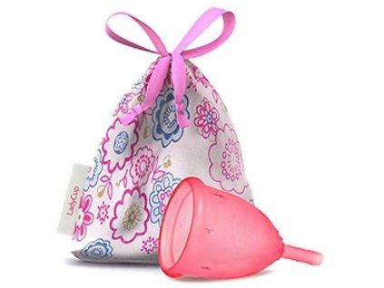 Lady Cup Menstruační kalíšek vel. L růžový