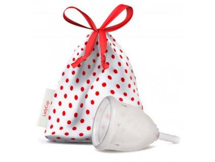 Lady Cup Menstruační kalíšek vel. S transparentní