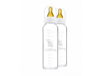 2x 240ml Standard Neck Bottle 2pack