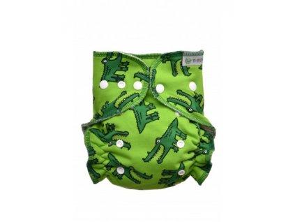 přebalovací set patentky, crocodiles 380x475