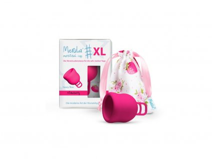 Merula Cup XL kalíšek Strawberry