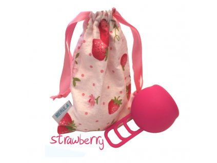 merula straw merula cup strawberry