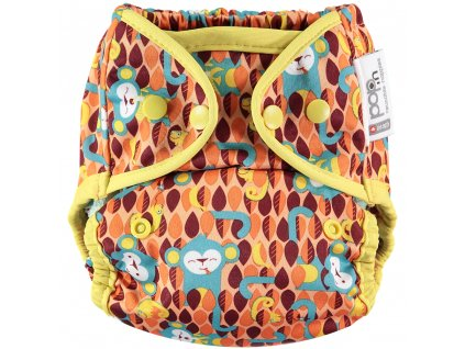 233157 Close Pop in Single Printed Popper Nappy Ticky & Bert 1000x1000 (1)