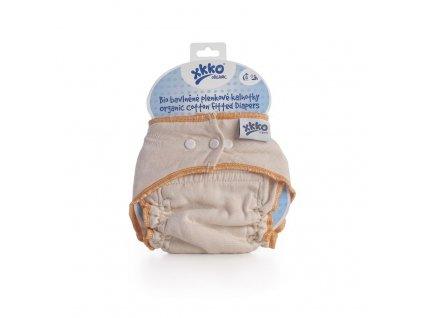 plenkove kalhotky xkko organic natural velikost s a89