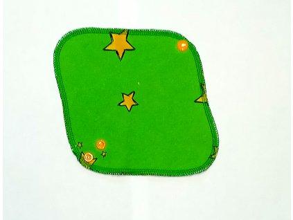 Katyv Baby Intimka - Hvězda na zelené