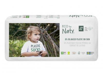 Naty 4+ maxi+ economy pack