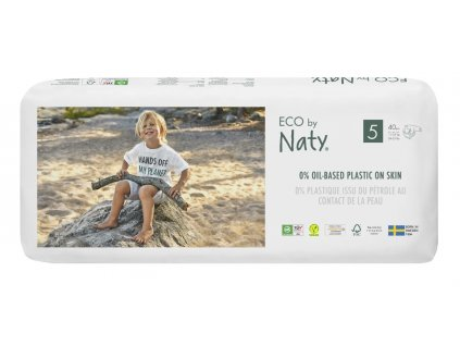 Naty 5 junior economy pack
