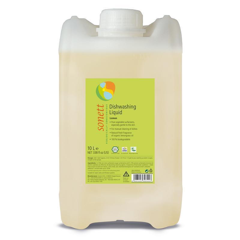 Sonett Prostředek na nádobí - citron BEZ OBALU 1kg