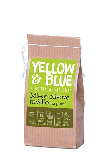 Tierra Verde Mleté olivové mýdlo na praní 200g