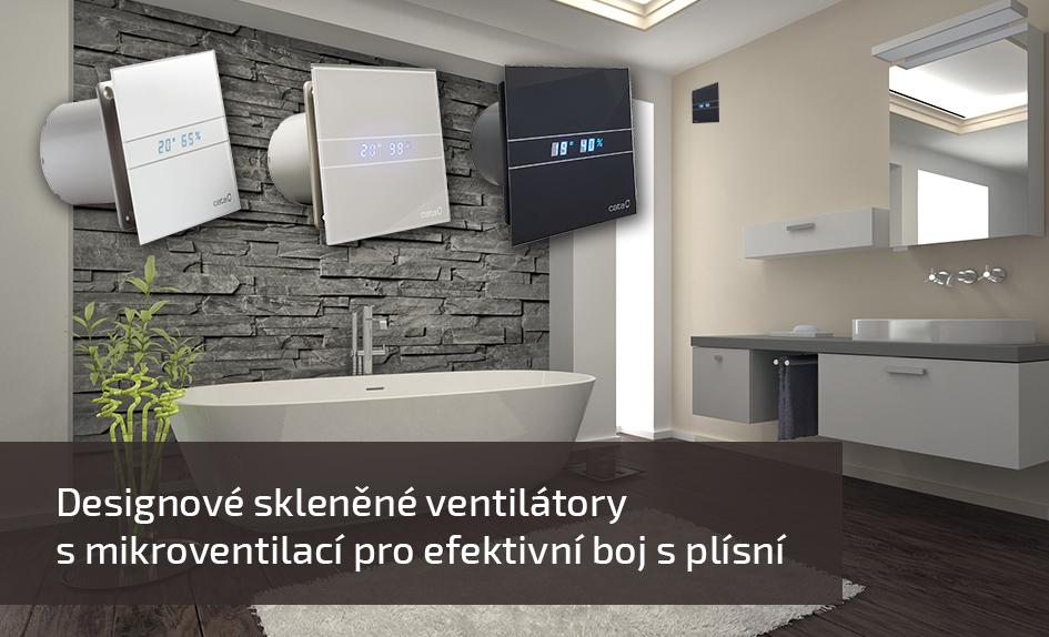 Ventilátory e100
