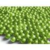 zelené metalické
