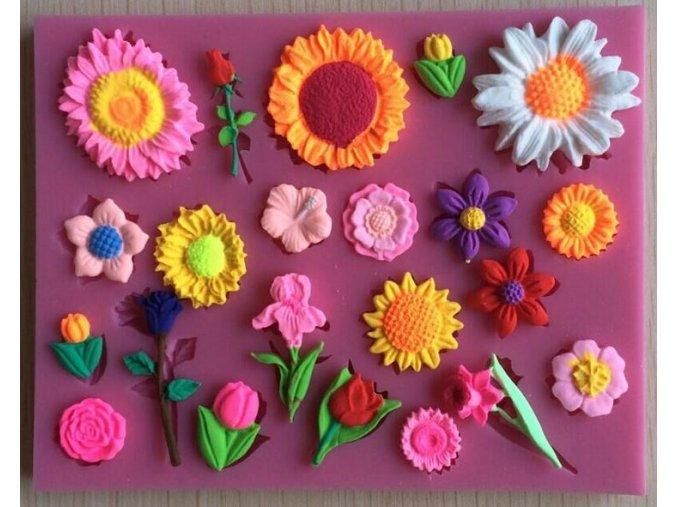 velká květinová 3