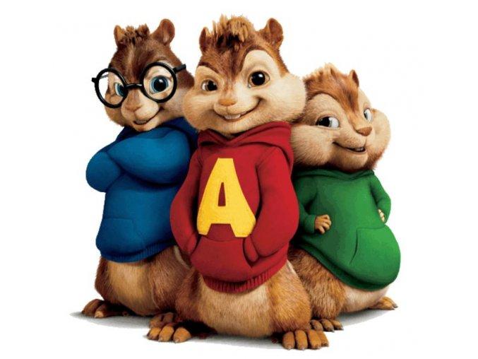 Alvin a chipmánkové