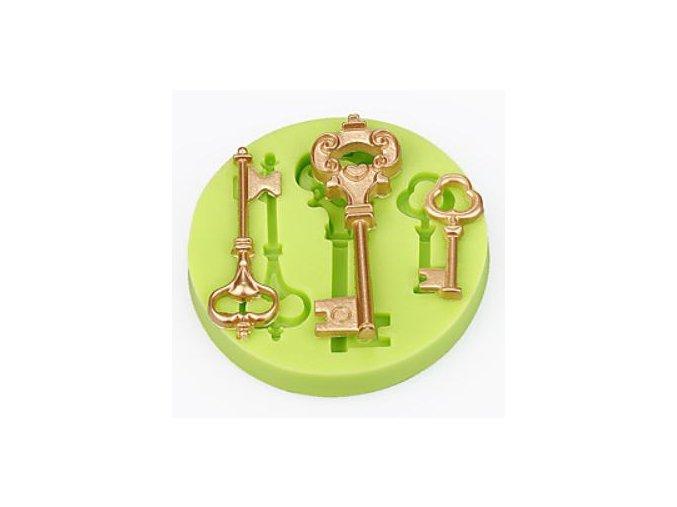 klíče 3b