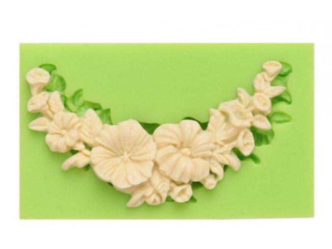 Květinová bordura
