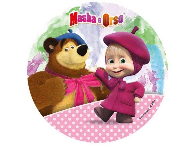 máša a medv. 3