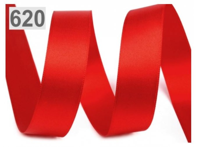 červená stuha 620