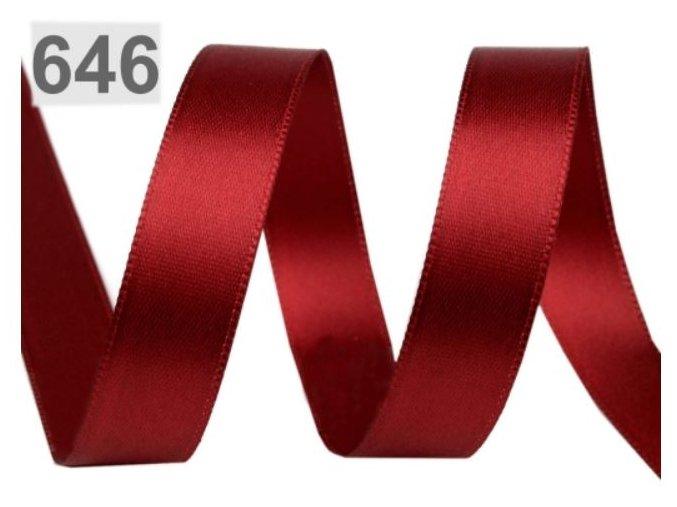 vínová stuha 646