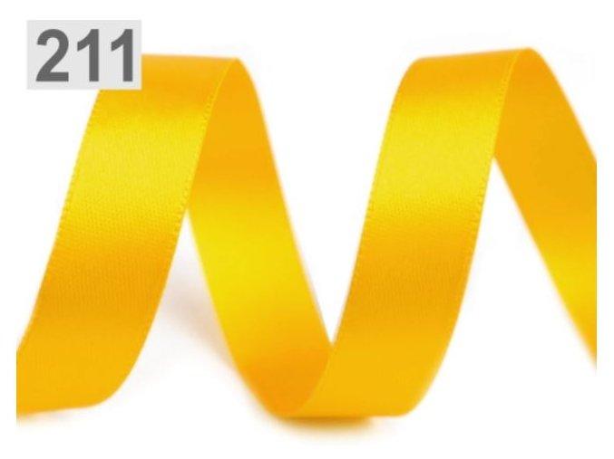žlutá stuha 211